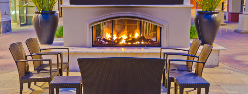 patio fireplace maintenance tips