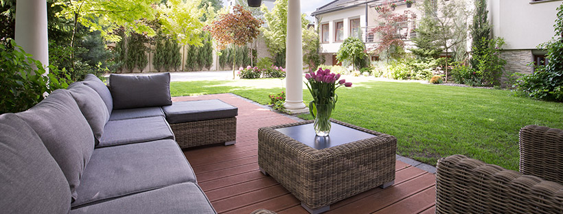 Allergy Season For Patio Furniture